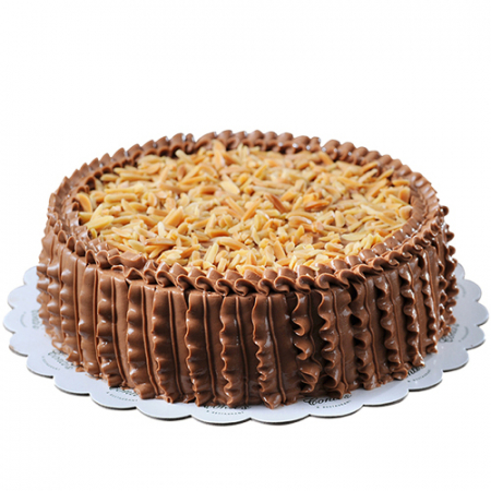 Almond Choco Sansrival by Contis Cake  Online Order to Manila Philippines