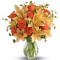 delivery halloween fiery lily and rose to philippines