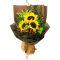 3 pcs Sunflower in Bouquet